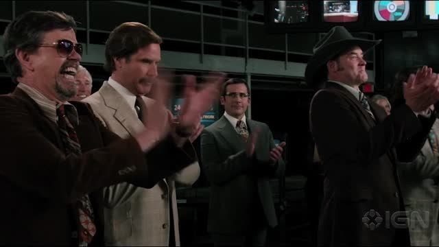 News video: Anchorman 2 - The IGN Interview